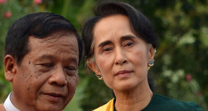 Aung San Suu Kyi will not be Myanmar's next president, party says