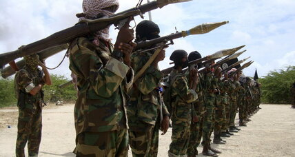 Somalia officials: forces kill 10 extremists in Somalia