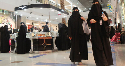 In tougher times, more Saudi women drive for social change