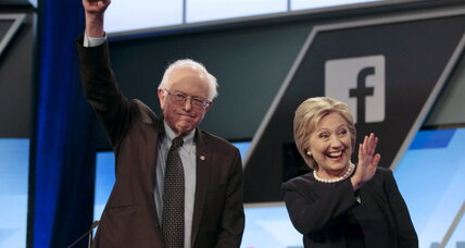 Clinton and Sanders: two different paths towards taxing the rich