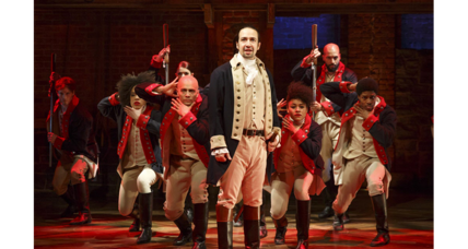 'Hamilton' cast to appear at White House and before crowds of schoolchildren