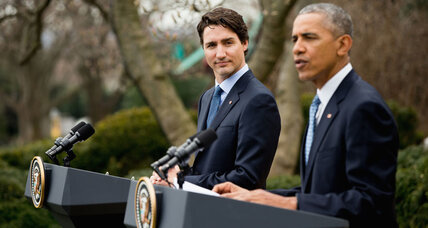 Obama and Trudeau: The world's next climate change duo? (+video)
