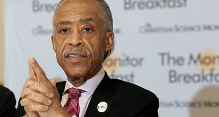 Should a black woman fill Supreme Court vacancy? What Al Sharpton says.