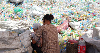 Researchers find plastic-eating bacteria in recycling plant