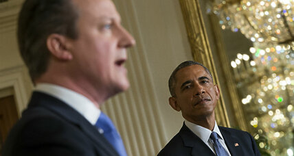 Obama's criticism of British PM: Blow to 'special relationship'?
