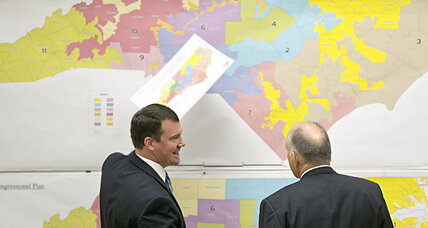 Redistricting or gerrymandering? N.C. dispute embodies national debate