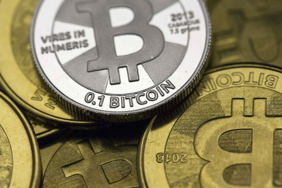 How bitcoin's 'blockchain' could transform banking, voting, and data