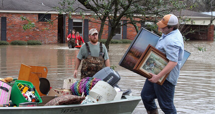 Torrential rains in California, Louisiana, and Mississippi: What's going on?