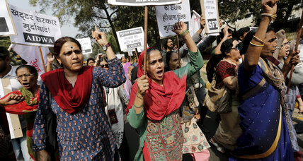 Why India's Minister for Women won't condemn rape in marriage