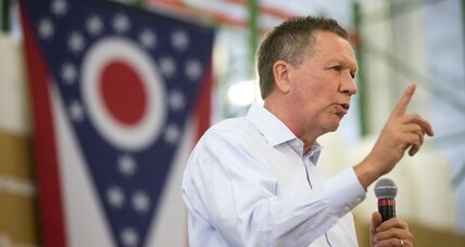 Ohio Republicans like Gov. Kasich, but will they vote for him over Trump?
