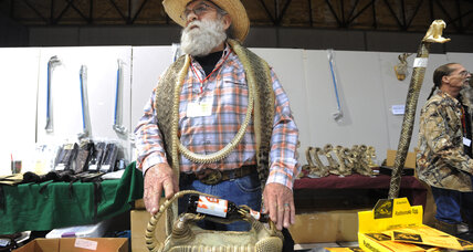 Texas rattlesnake roundup: Why some people kill snakes for sport