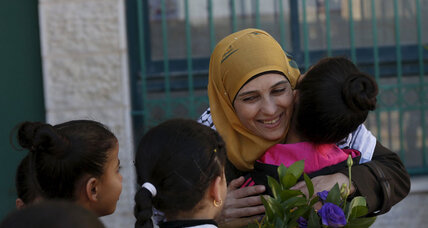 How a Palestinian teacher from Bethlehem just won $1 million