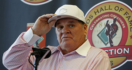 Could Pete Rose help Donald Trump in Ohio?