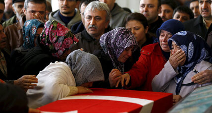 Turkey carries out airstrikes after deadly bombing in Ankara