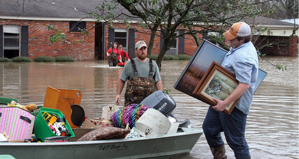 Mississippi and Louisiana warily eye rising Pearl River (+video)