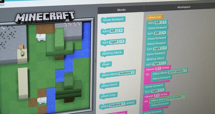 Advancing artificial intelligence ... with Minecraft