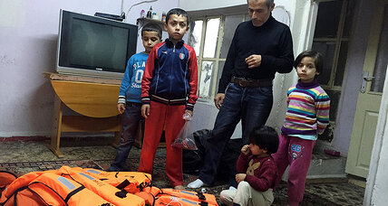 For refugees on Turkey's coast, it's still (risky) business as usual