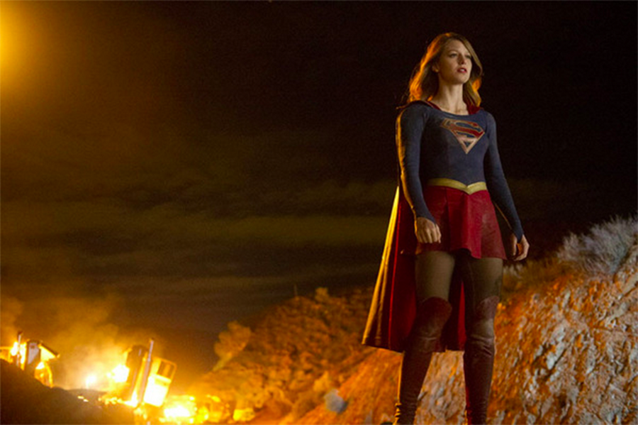 'Supergirl': How superheroine shows changed the TV ...