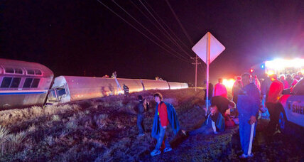 Amtrak train 'shaking' before derailment in Kansas. What happened?