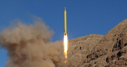 US and Russia sharply divided over Iran missile tests