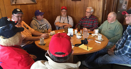 What an Ohio diner can teach Washington about politics
