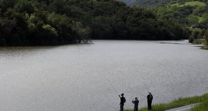 Relief at last? 'Miracle' rains start to fill major California reservoirs (+video)