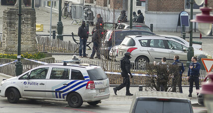Police kill gunman in Brussels siege linked to Paris attacks