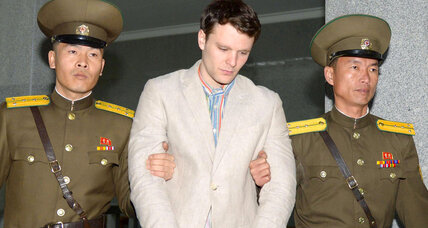 US college student sentenced to prison in N. Korea