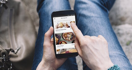 How UberEats could be your next dinner date