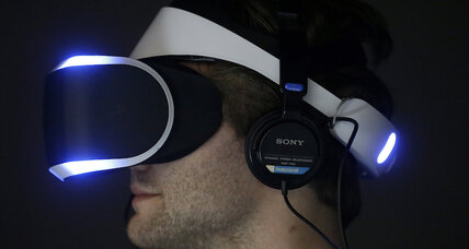 How Sony's new VR headset could help the industry (+video)