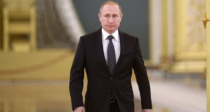 Putin's Syria war a glimpse of what West won't do anymore