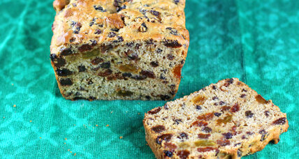 St. Patrick's Day recipe: Irish barmbrack (fruit and tea loaf)