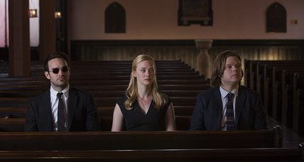 'Daredevil' season two – why Netflix is a good fit for the superhero show