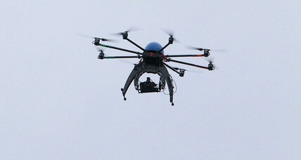 As commercial drone use explodes, will FAA change policy? (+video)