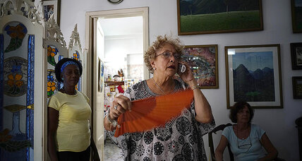 First US-Cuban mail in 50 years has special letter for Obama's amiga (+video)