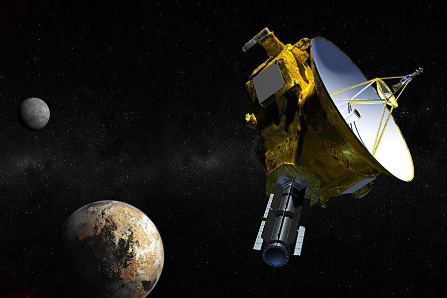 New Horizons data shows Pluto's surface is amazingly diverse