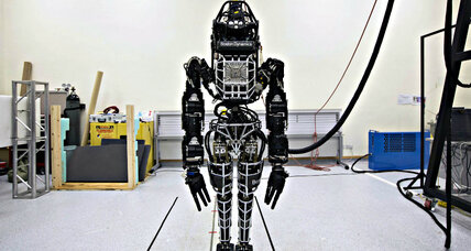 Google looks to sell robot-maker Boston Dynamics
