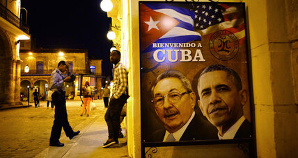 An eager Cuba welcomes Obama's visit – with a dose of realism