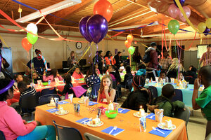 Celebrate RVA throws birthday parties for at risk children