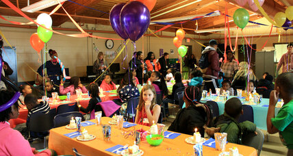 Celebrate! RVA throws birthday parties for at risk children