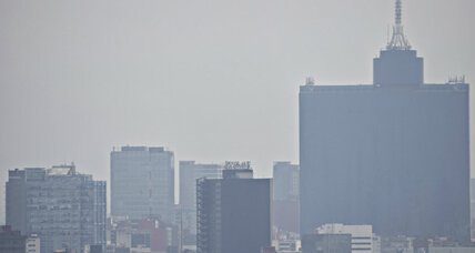 Pollution alert lifted in Mexico City