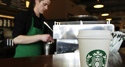 Is Starbucks shorting its latte drinkers?