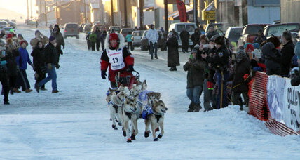 Last but not least: Rookie musher takes Iditarod's Red Lantern prize