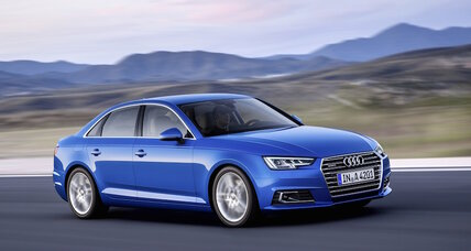 Audi A4 diesel version ruled out for US market