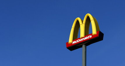 McDonald's trademarks 'Simpler the Better'