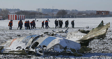 Was an overworked flight crew behind the Flydubai crash?