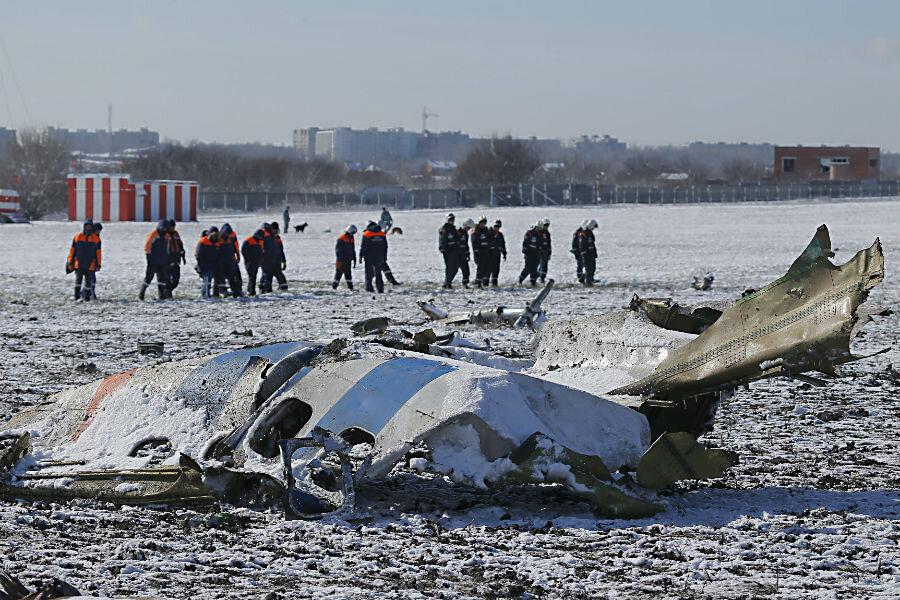 Was an overworked flight crew behind the Flydubai crash