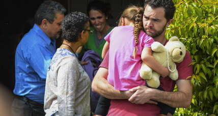 After heart-wrenching court battle, Choctaw girl pulled from foster family (+video)