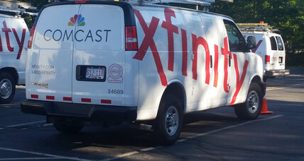 Touting simplicity, Comcast makes cable services available on Amazon