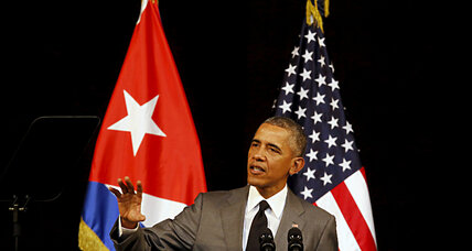 Cuba visit: Why foreign speeches are a hallmark of Obama's presidency